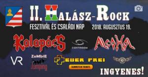 II. Halász-Rock Fesztivál